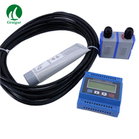 TUF 2000M+TM 1 Ultrasonic Flow Meter Measurement Range DN50 700mm Pipe Size DN50 700mm