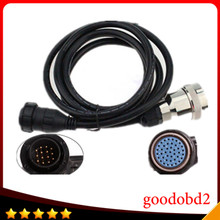 For Benz MB Star C3 14PIN Cable OBD II 14 Pin connect  Cable car diagnostic tool Star C3 Multiplexer Tool-Xentry Cable