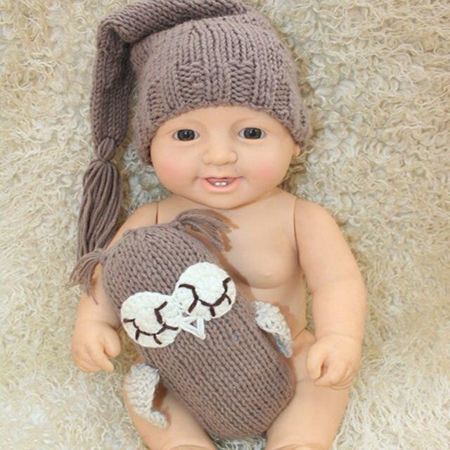 Tienda Online Newborn Fotografía Atrezzo Ganchillo Que Hace Punto ...