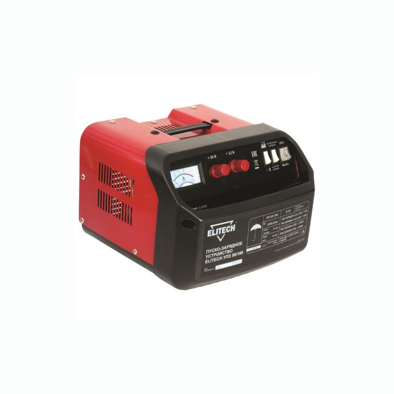 Car Charger 12/24 V voltage BATTERY 220 IN Starting-charger ELITECH УПЗ 50/180 босоножки starting line shoes 180 2 2015