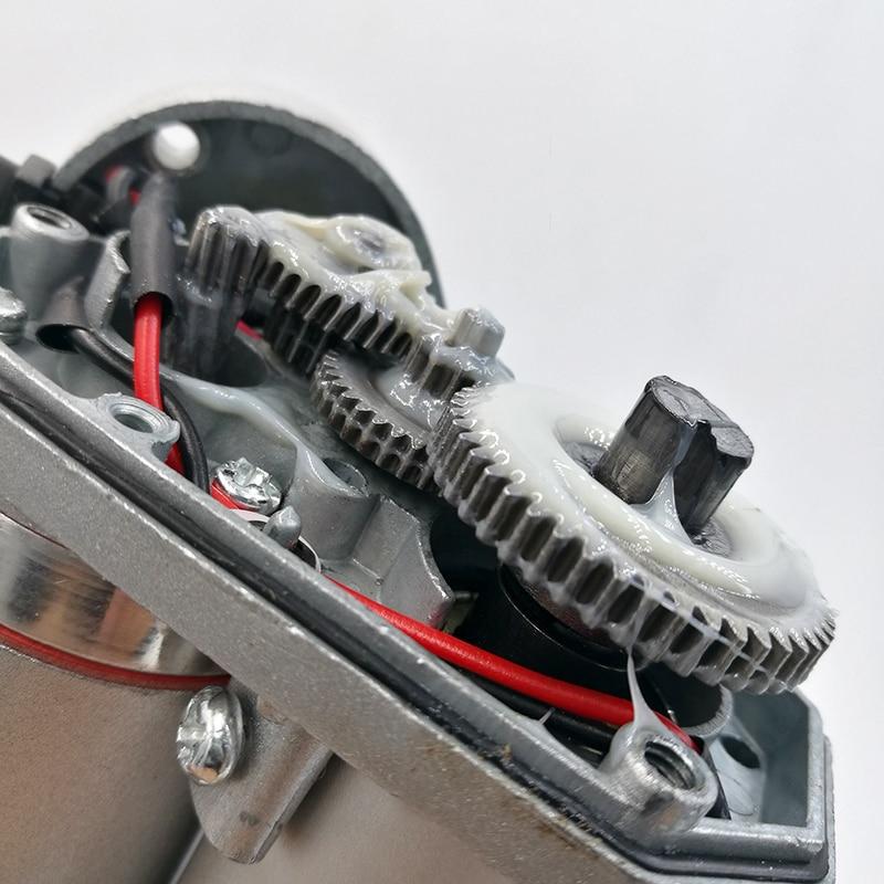 dc motor 400mm curso controlador de movimento