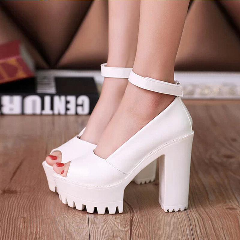 Aliexpress.com : Buy 2015 Summer Shoes Women Sandals Platform ...