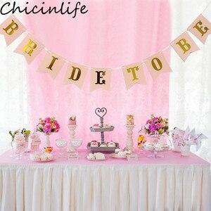 Image 2 - Galinlife balões laminados de alumínio, balão de letras para decoração de festa de despedida de solteira, casamento e noiva