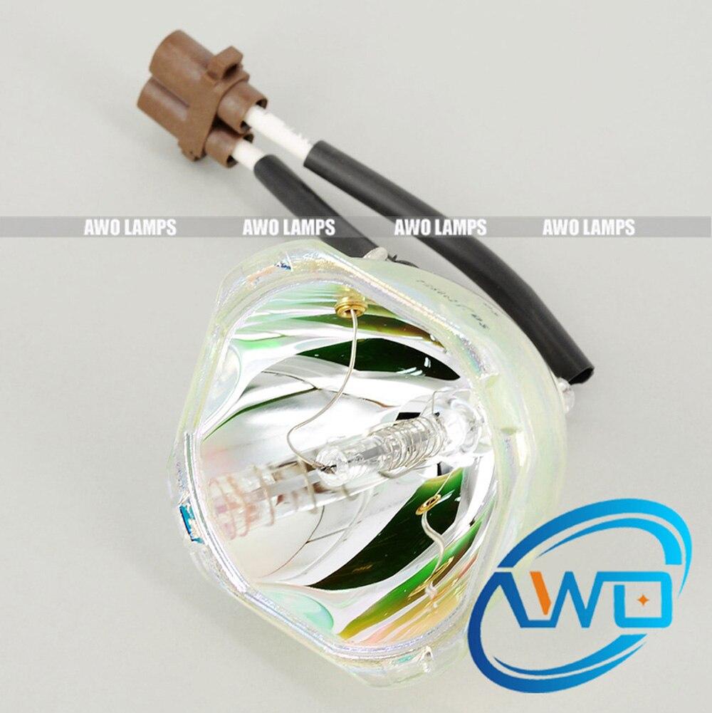 AWO High Quality Projector Bulb ET-LAB30 with Japan A+ Level Buner for PT-LB60NTU PT-LB30NT PT-LB55NTE PT-LB60 replacement projector lamp bulb et lab30 for pt lb30 pt lb30nt pt lb55 pt lb55nte pt lb60 pt lb60nt pt lb60nte