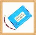 XHR-2P 2.54 3000 мАч куб U25GT 367090 3.7 В литий-полимерный аккумулятор аккумуляторы