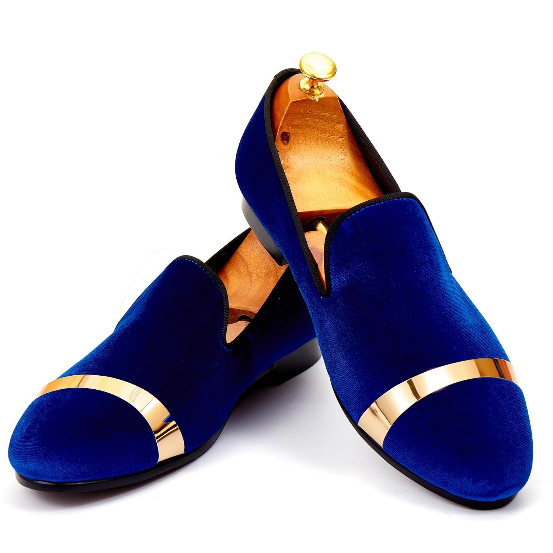Blue Color Formal Shoes