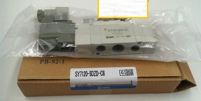 BRAND NEW JAPAN GENUINE VALVE SY7120-5DZD-C8 цена и фото