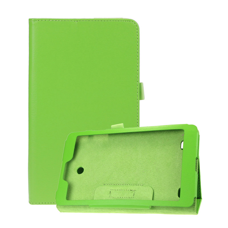 Magnetic PU Leather Cover Folio Case Holder Stand For LG G Pad 8.0 inch V480 Green folio magnetic stand pu leather cover