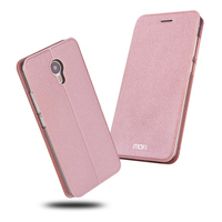 6 Colors Original MOFI Flip Cover For Meizu M5 Note Case Leather Stand Holder Shell For