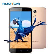 "D'origine HOMTOM HT17 Pro 4G LTE smartphone Android 6.0 MTK6737 Quad core 2 GB + 16 GB 13MP d'empreintes digitales ID 5.5 ""HD Téléphone Portable Russe"