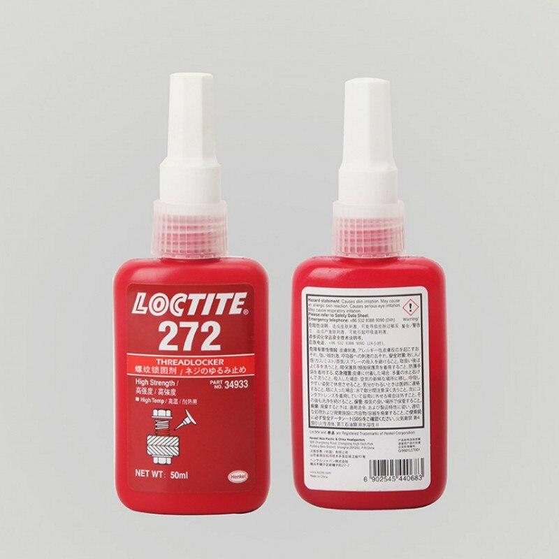 Loctite 272 Glue 50ml  Thread Locking Agent, High Temperature / High Strength