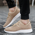 Mens Trainers 2017 Spring Fashion Flat Heels Leather Casual Shoes Men Superstar Lace Up Sport Men Shoes Size 39-44 Zapatos ED10