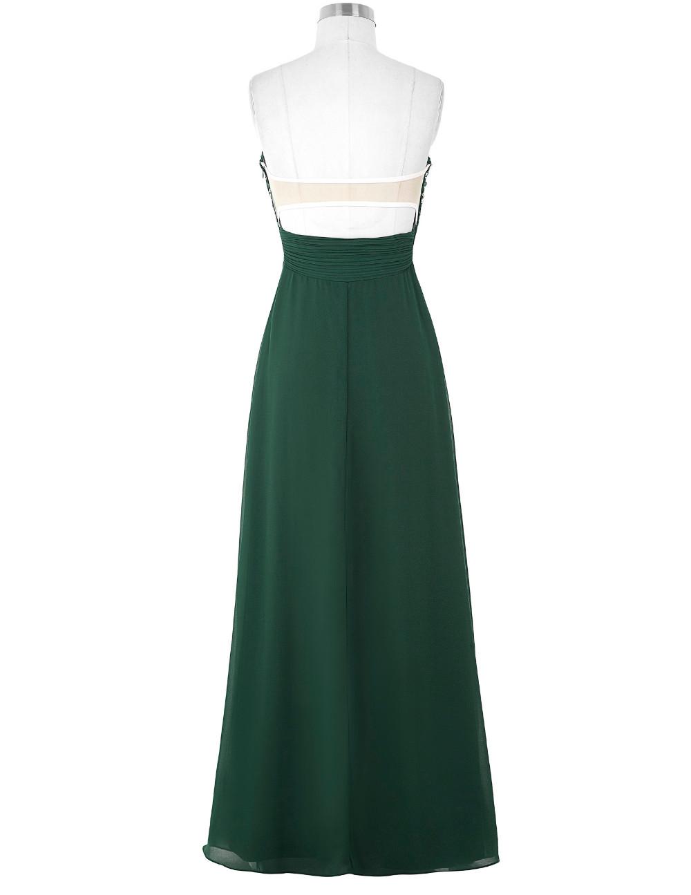 Lavender Green Blue Bridesmaid Dresses Long Wedding Party Dress Bruidsmeisjes Jurk Chiffon Gelinlik Prom Dresses for Bridesmaids 10