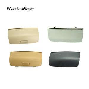 WarriorsArrow темно-бежевые серые черные солнцезащитные очки коробка солнцезащитные очки чехол для VW Golf MK6 Passat 2006-2011 CC Jetta MK5 1K0868837E