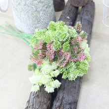 Buy wedding flowers quotes and get free shipping on aliexpress flone artificial dandelion simulation flower branch bouquet fake plastic flower home party wedding decoration road quoted junglespirit Image collections