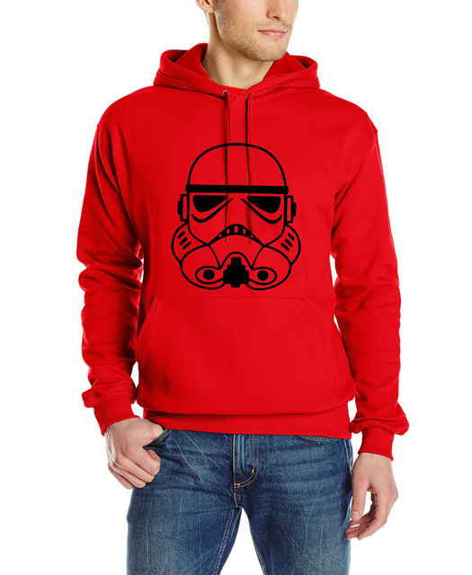 Star Wars Men Hoodie – Trooper Classic