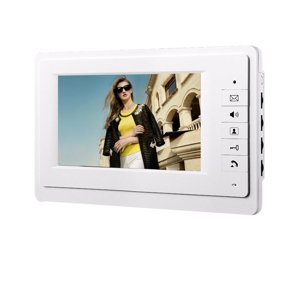 ФОТО Wired Video Door Phone Intercom Indoor Unit 7