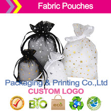 OEM factory White High quality Plastic Bags Standard Gusset for necklace jewelry ornaments(China)