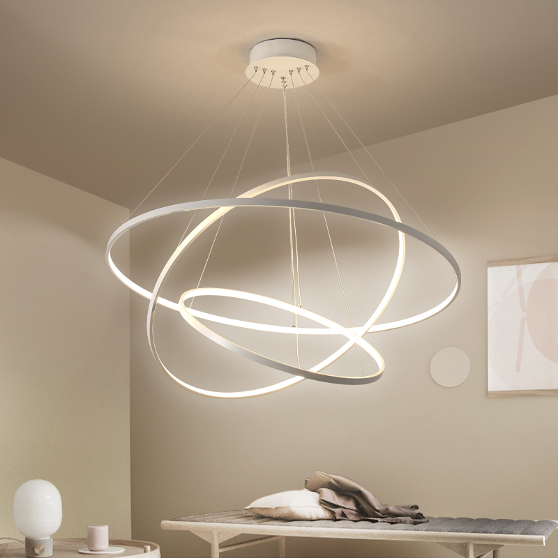 Modern LED Pendant Lights For Office lamparas colgantes pendientes pendant lights kitchen White Black Circle pendant lightsModern LED Pendant Lights For Office lamparas colgantes pendientes pendant lights kitchen White Black Circle pendant lights