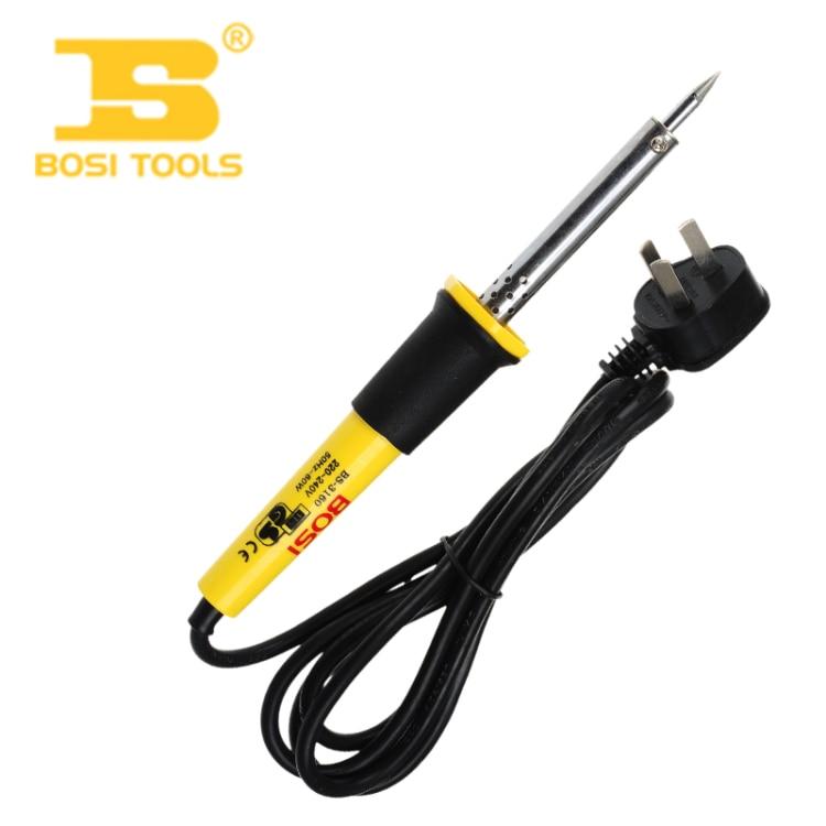 ФОТО 2016 Persian tools soldering iron 60W long life electronic welding 60W BOSI Tools dremel