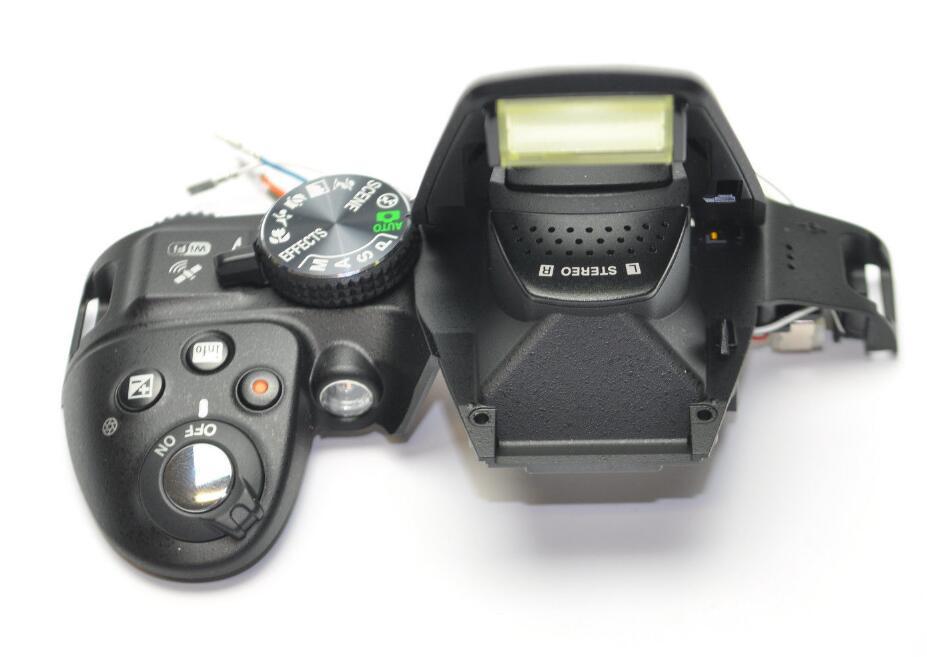 Original Top Cover Unit with top OEM Brand For Nikon D5300 Camera Repair PartsOriginal Top Cover Unit with top OEM Brand For Nikon D5300 Camera Repair Parts
