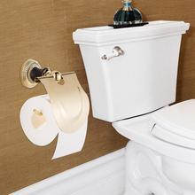 Wall Mounted Toilet Paper Holder European Style Toilet Rolled Paper Tissue Rack Bathroom paper storage Dispenser цена в Москве и Питере