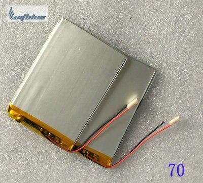 Witblue Nuovo Scambio Interna 3000 mAh 3.7 V Battery Pack Per 7