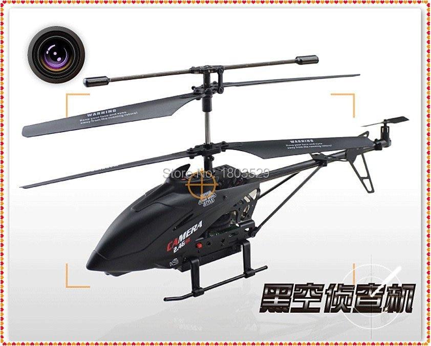 Venta caliente Grande Helicóptero Aérea 2.4G Seis ejes giroscopio rc helicóptero