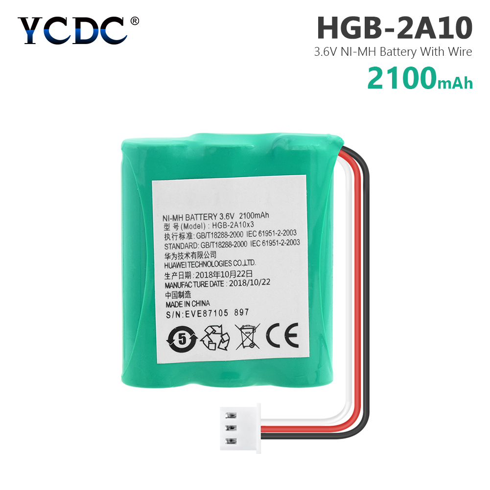 HGB-2A10x3 Battery HGB-15AAx3 Batteries For HUAWEI 5623 Fixed Wireless Phone ETS3125i E5172 ETS5623 2222+515H E5172s-515 Bateria