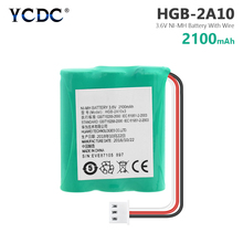 HGB-2A10x3 Battery HGB-15AAx3 Batteries For HUAWEI 5623 Fixed Wireless Phone ETS3125i E5172 ETS5623 2222+515H E5172s-515 Bateria hankel hgb 1832 black