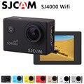 Оригинал SJCAM SJ4000 WIFI камера Действий Спорта Камеры Дайвинг 30 М Водонепроницаемый камера 1080 P Full HD 12MP CMOS Камера Спорта Камера Спорта Д. в.