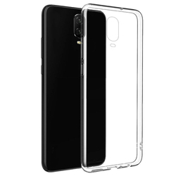 На Алиэкспресс купить чехол для смартфона gorgeous ultra-thin anti-fall phone shell for oneplus 1+6t all-inclusive transparent protective case contracted