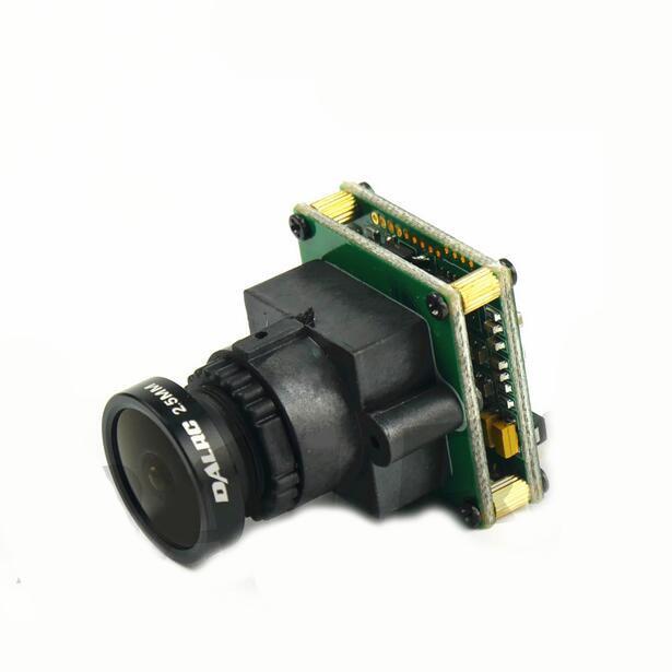 Dalrc 2.5mm SONY 700TVL HD CCD FPV Camera CCTV  Digital Video Camera QAV250 camera aomway 1200tvl 960p ccd hd mini camera 2 8mm lens for fpv