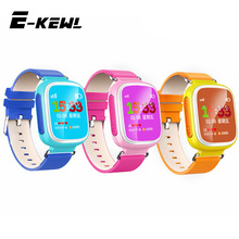 Q80 Kids GPS Smart Watch Wristwatch SOS Call Location Finder Locator Device GPS Tracker for Kid