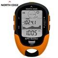 Навигатор GPS спортивные цифровые часы армейские часы спортивные военные альтиметр барометр компас локатор Северная режущая кромка