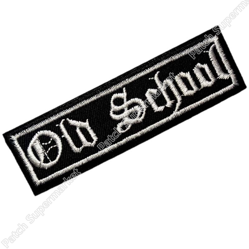 Buy old school iron on patches and get free shipping on AliExpress.com