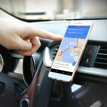 Uniwersalny samochód odpowietrznik magnetyczny uchwyt do telefonu dla KIA Ceed Rio RIO 5 k2 k3 k4 k5 Forte Sorento Sportage R QL KX5 KX3 K3S