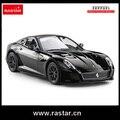 Ferrari 599 GTO 1:14 Rastar licensed o poderoso popular cool mini elétrico plástico deriva rc carros para crianças 47100