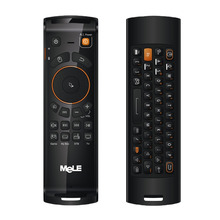 MeLE F10 Deluxe Keyboard Fly Air Mouse 2.4GHz Remote Control Tastiera Wireless Gaming Gamer for Android Mini PC Smart TV Box New