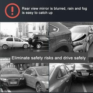 Автомобильное зеркало заднего вида защитная пленка наклейка для volvo xc60 bmw e92 ford focus mk3 peugeot 406 vectra smart fortwo audi 80