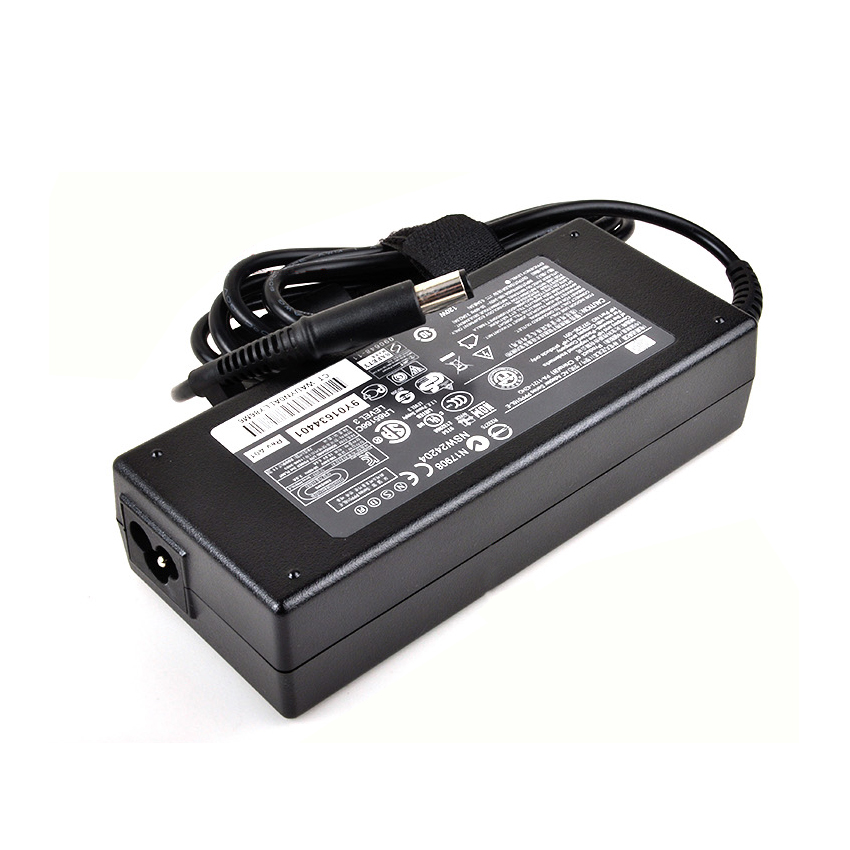 GENUINE HP AC ADAPTER 18.5V 6.5A 120W CHARGER 519331-001 Smart Pin AC Adapter