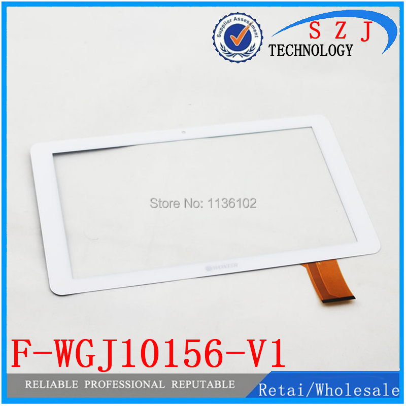 Original 10.1 inch Tablet PC F-WGJ10156-V1 Capacitive touch screen panel Digitizer Glass Sensor Replacement Free Shipping