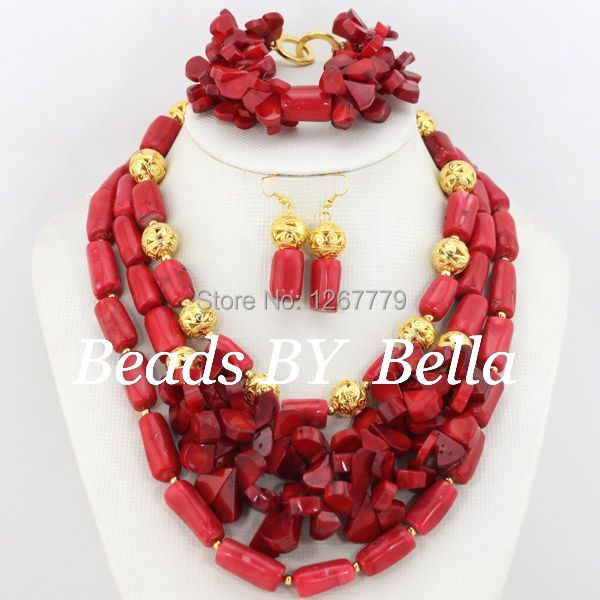 2017 New Arrival  Bridal Set Nigerian Wedding Party Set Custom African Necklace Jewelry Set Free Shipping ABS1872017 New Arrival  Bridal Set Nigerian Wedding Party Set Custom African Necklace Jewelry Set Free Shipping ABS187