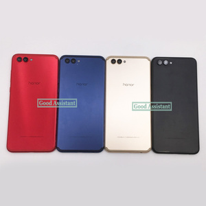 Image 2 - 5.99 inch For Huawei Honor V10 BKL L09 BKL TL10 / For Honor View 10 Back Battery Cover Door Housing case Rear Glass parts