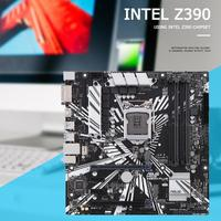 ASUS PRIME Z390M PLUS Chipset Intel Z390 LGA 1151 Socket Desktop Motherboard Dual Channel DDR4 Micro ATX Mainboard for Computer