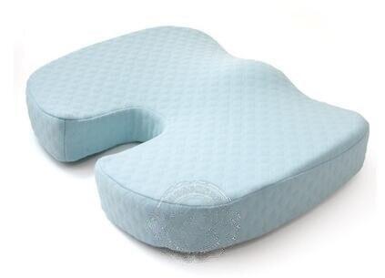 Bureau Met Stoel : Dikker gezondheid kantoor stoel memory foam comfort stuitbeen