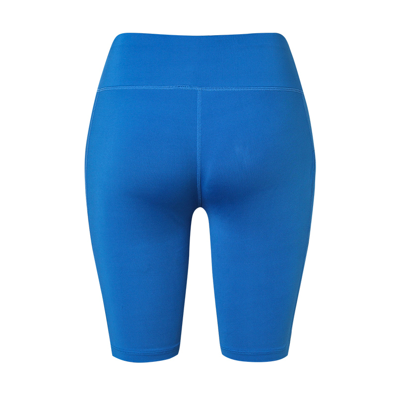 Goexplore Tight Shorts Womens Running Shorts With Pocket Breathable Quick Dry Fitness Yoga Short Trousers Sport Yoga Leggings
