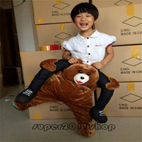Teddy Bear Suits Mascot Costume Suits Cosplay Party Game Dress Outfits Clothing Advertising Carnival Halloween Christmas Kid