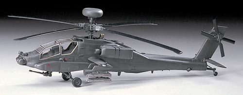 Assembly model Toys 1/72 AH-64D Apache Longbow helicopter