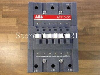 [ZOB] The original original AF110-30-11 DC general contactor 100-250VAC/DC